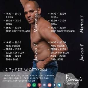 Alexander Carbó Bootcamp Agosto 2018 - Horario.alt