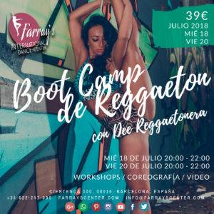 Bootcamp Dee Reggaetonera 2018.alt