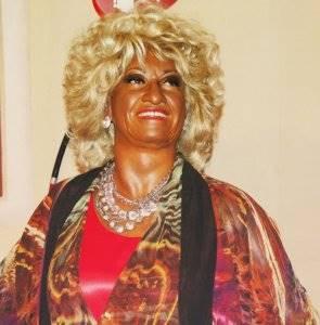 Salsera Celia Cruz