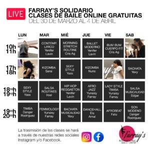 horario-clases-baile-online