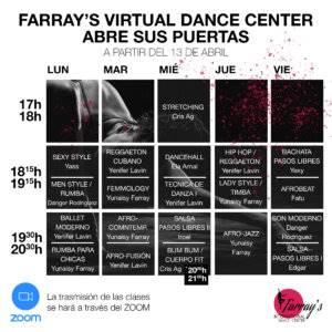 clases-baile-online-horario