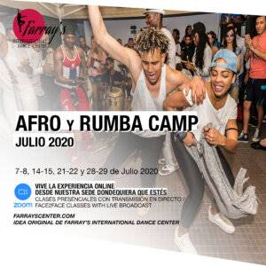 Afro Rumba Camp 2020